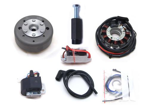 Yamaha DT, RT,  DT250, DT360, DT400  CDI Ignition-12v/180W, 7238799DC