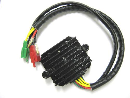 Yamaha DS7 Voltage Regulator / Rectifier