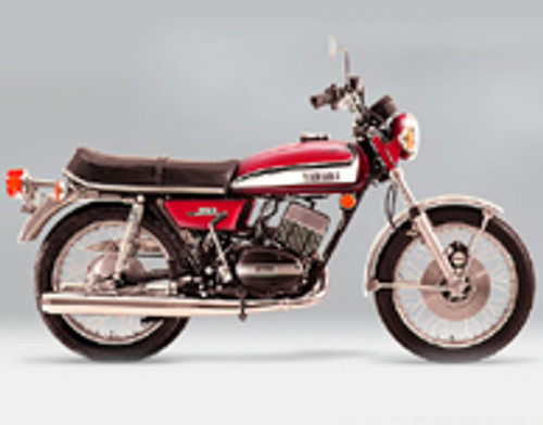 RD250 & RD350 1973 Complete Decal Set