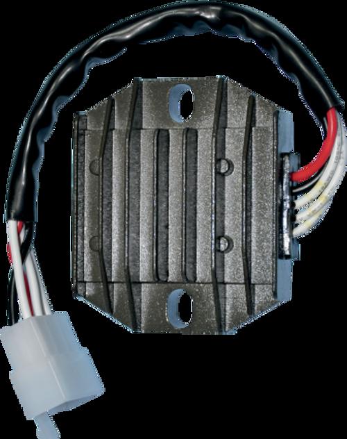 Yamaha RZ350 Voltage Regulator / Rectifier 10-423