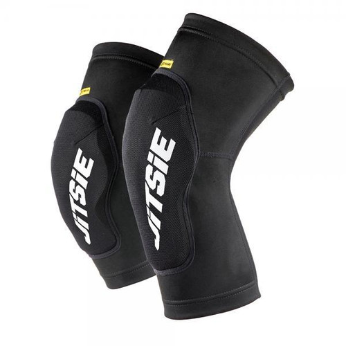Jitsie Dynamic Knee Guards, Short, JI15PR-6500