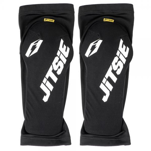 Jitsie Dynamic Knee Guards, Long, JI15PR-6000