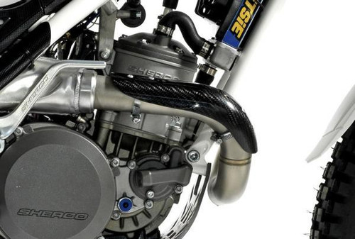 Exhaust Pipe Protector,  Sherco 01-13, JI503-0202