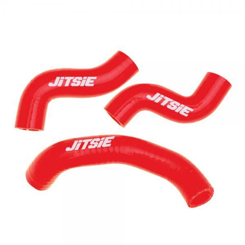 Beta Evo 2T 09-17, Water Hose Kit, RED, JI109-4540R