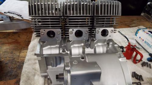 Kawasaki H1 Intake Manifold Adapter kit, HVC200K23