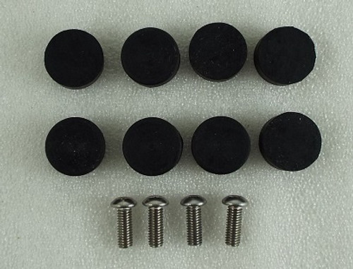 Clutch Drive Dampers , set of 8. Yamaha RD350, RD400, RD250, RS, DS7