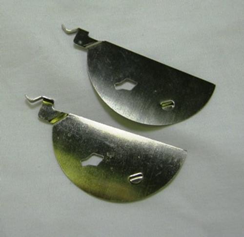 Brake Pad Anti Vibration Shims 306-25828-04-00, 306-25827-04-00