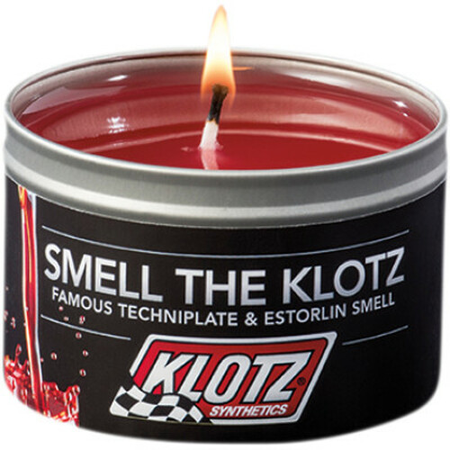 2- Stroke Candle KLOTZ OIL  Techniplate® Scented Candle - 8 oz  9905-0159