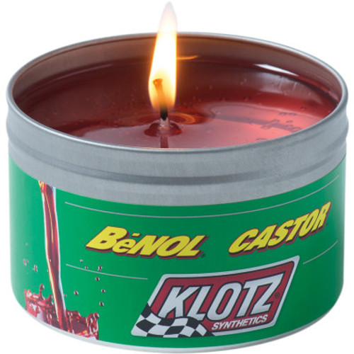 2- Stroke Candle, KLOTZ OIL  Benol® Scented Candle - 8 oz  9905-0160
