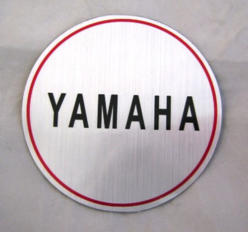 Yamaha R5, DS7 Engine Side Cover Decal HVC20087-18