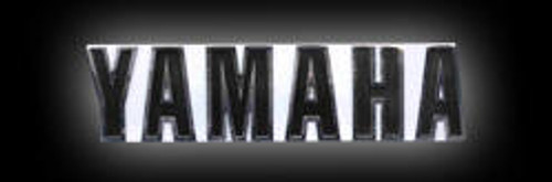 Yamaha RD250, RD350 Fuel Tank Badge  YT02, 360-24161-01-00