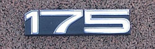 Yamaha CT3 Side Cover Badge YS45