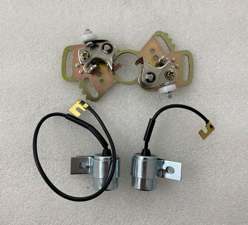 Yamaha R5, DS-6 DS-7 Ignition Kit, Points and Condensers HVC200153