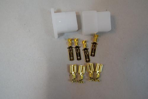 4 pin coupler set with pins,  34-8947 B-18