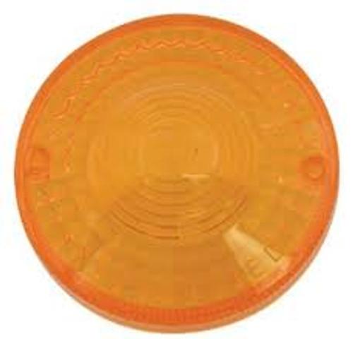 Yamaha Amber Turn Signal Lens, 341-83312-70-00, HVC20-2221