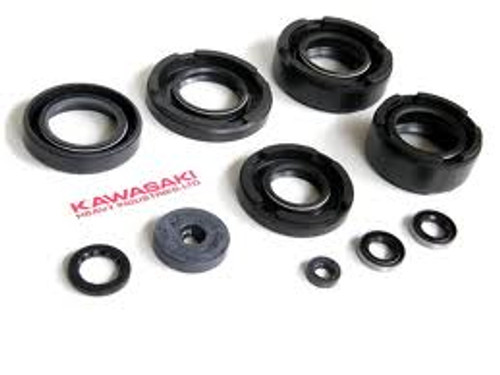 Kawasaki H1, KH500 Engine Oil Seal Kit, 504-060