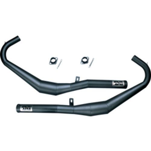 DG Exhaust for Yamaha RD250, RD350, R5, DS7