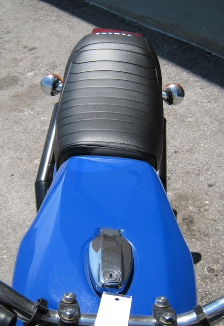 Yamaha RD400 1976-1978 Street Fighter Seat Cover & Foam