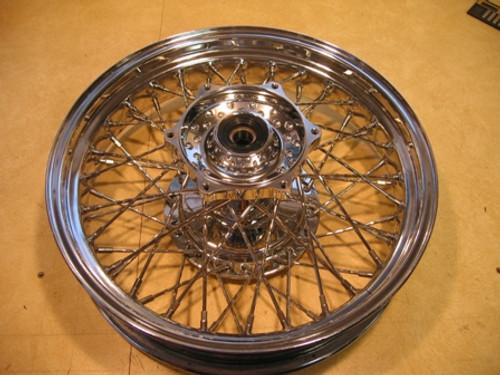 Wheel Lace & True Service