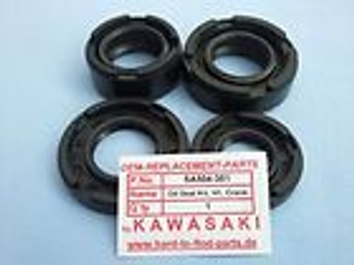 Kawasaki H2 Crank Shaft Seals 1972-1975