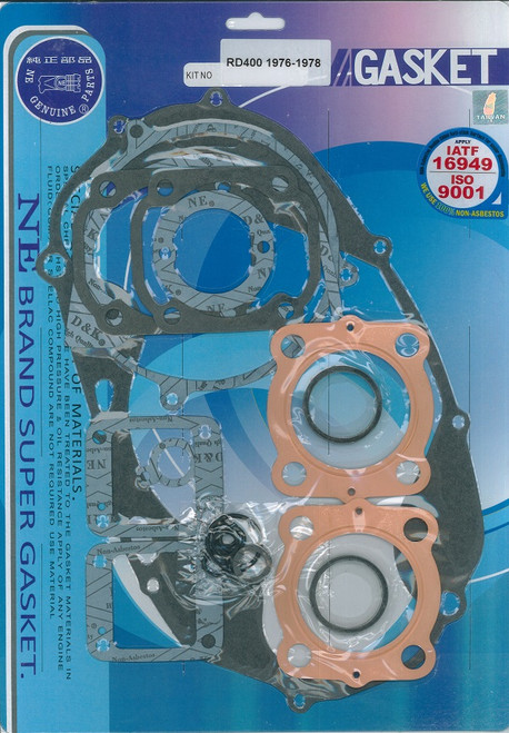 Yamaha RD400 Complete Gasket Kit HVC200157