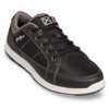 KR Strikeforce Spartan Mens Bowling Shoes Black/Charcoal - angle