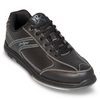 KR Strikeforce Flyer Mens Bowling Shoes Black WIDE - angle
