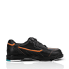 Storm SP3 Mens Bowling Shoes Black/Orange - inside profile