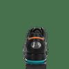 Storm SP3 Mens Bowling Shoes Black/Orange - back of shoe
