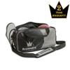 Brunswick Crown Double Tote - Silver Bowling Bag