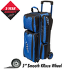 Columbia Icon 3 Ball Roller - Royal - Bowling Bag