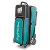 DV8 Circuit Triple Roller - Teal - Bowling Bag