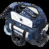 KR Strikeforce NFL Dallas Cowboys 2 Ball Roller Bowling Bag Shoe Detail