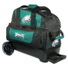 KR Strikeforce NFL Philadelphia Eagles 2 Ball Roller Bowling Bag