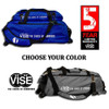 Vise 3 Ball Tote with Shoe Pouch & 3 Ball Tote Package