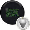 Storm Pitch Black Bowling Ball and core