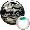 Storm Mix Bowling Ball and Core Black/White Pearl