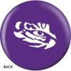 OTBB LSU Tigers Bowling Ball back