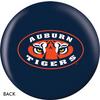 OTBB Auburn Tigers Bowling Ball back