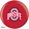 OTBB Ohio State University Bowling Ball front