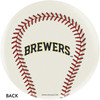 OTBB Milwaukee Brewers Bowling Ball