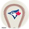 OTBB Toronto Blue Jays Bowling Ball