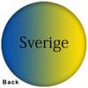 OTBB Swedish Flag Bowling Ball back