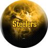 OTBB Pittsburgh Steelers Bowling Ball