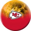 OTBB Kansas City Chiefs Bowling Ball