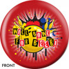 OTBB Will Bowl for Beer Bowling Ball front