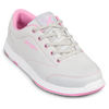 KR Strikeforce Womens Chill Bowling Shoes Light Grey/Pink top