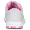 KR Strikeforce Womens Chill Bowling Shoes Light Grey/Pink back