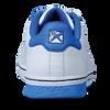KR Strikeforce Womens Gem Bowling Shoes White/Blue back