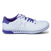 KR Strikeforce Womens Gem Bowling Shoes White/Purple side
